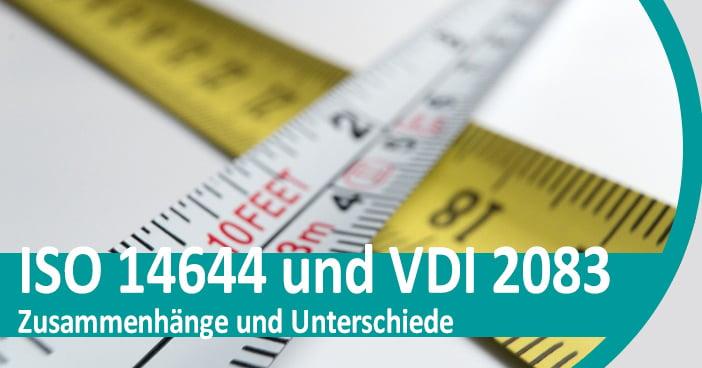 ISO 14644 und VDI 2083