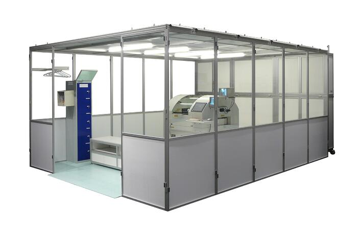 mobile cleanroom
